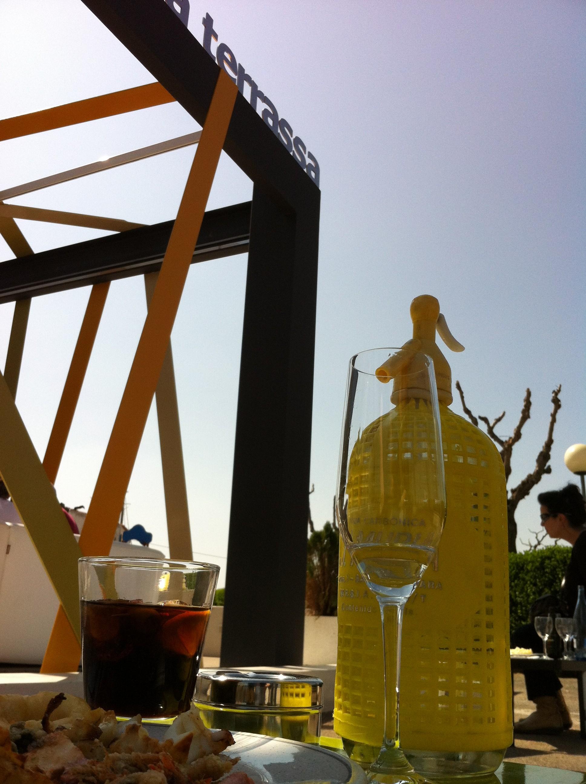 vermut en restaurante de tarragona
