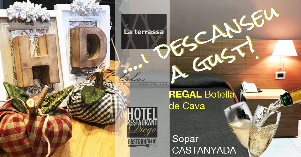 HOTEL SOPAR CASTANYADA