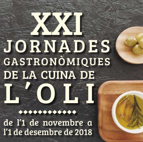 Jornades Gastronomiques Fira de lOli Santa Barbara
